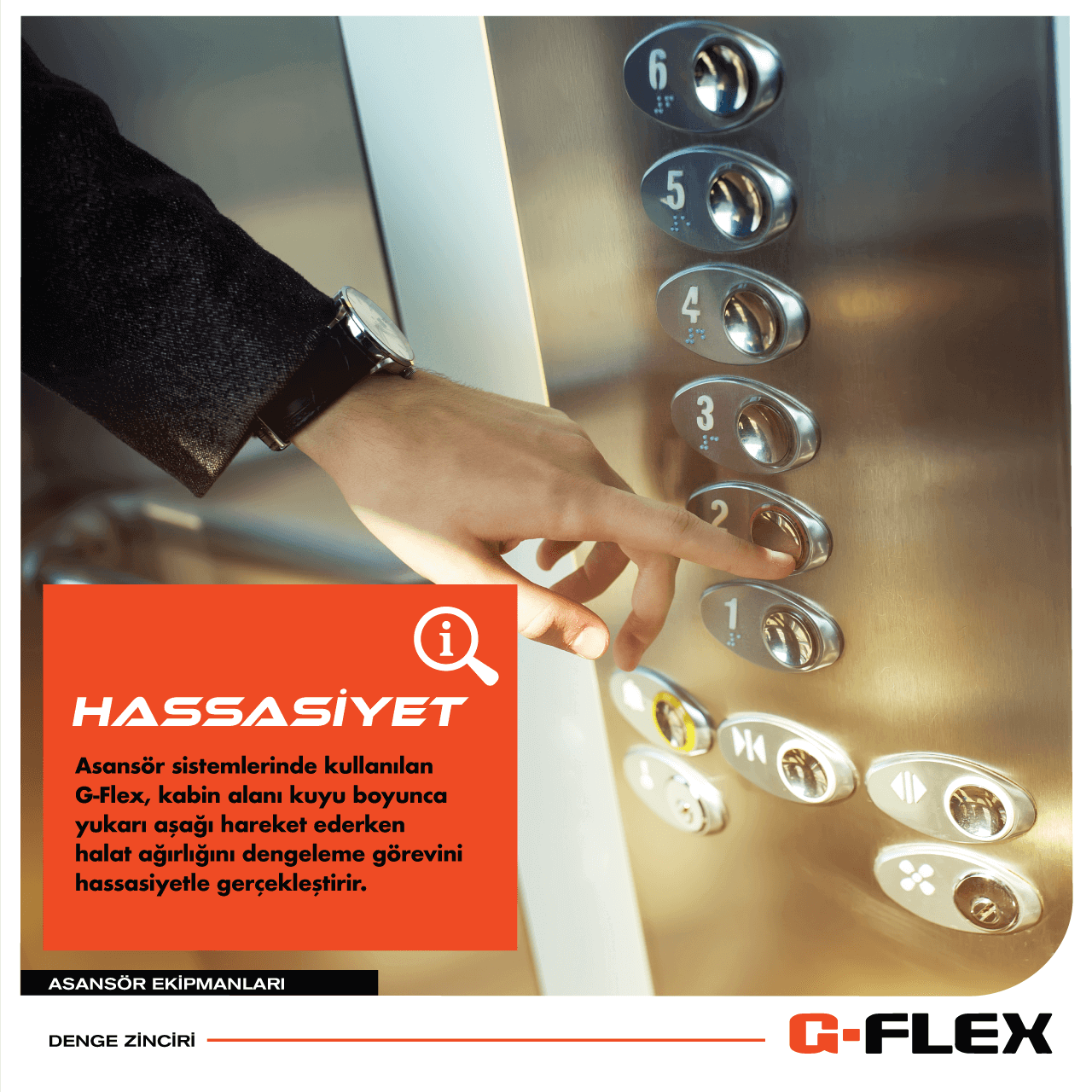 G-Flex Hizmetlerimiz