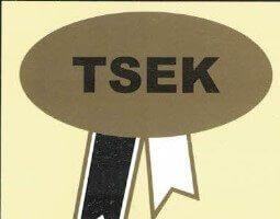 Türk Standartları Enstitüsü Kritere Uygunluk Belgesi
